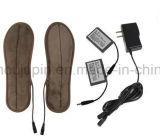 Semelle intérieure chaude de chauffage lavable tarifée électrique de chaussures d'OEM