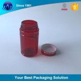 In het groot Rode Plastic Fles Plastic GLB voor de Verpakking van de Gezondheidszorg