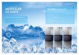 Máquina industrial y comercial de Delux Alta-Effiency del cubo de hielo con Ce