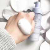Le shampooing Mousse de mousse plastique/de la pompe de la pompe (43-410)