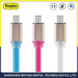Пользовательские цвета всеобщей Micro Зарядка телефона USB-кабель передачи данных