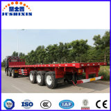 40FT Semi Aanhangwagen van de 3axle Flatbed Container