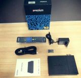 De Doos van TV van Ipremium I9 DVB IPTV Ott Combo DVB