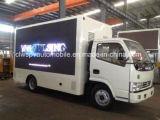 Dongfeng 4X2 LED Fahrzeug 5 Tonnen mobile LED-bekanntmachend LKW-