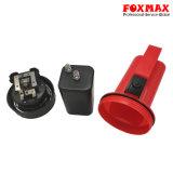 Taschenlampe der trockenen Batterie-6V Plastik-LED (FX-L02)