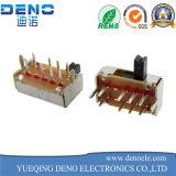 Los interruptores de deslizamiento vertical 3pins interruptor laminocultivos
