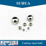 Sfera del acciaio al carbonio di alta qualità 6.35mm per la sfera d'acciaio del cuscinetto