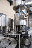 飲料水のための1台の機械に付き3台を満たし、キャップするペットびん洗浄