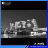 Il livello di P75mm lo schermo flessibile pieno del video di colore SMD LED di velocità di rinfrescamento