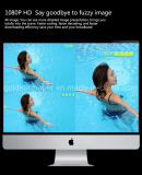 Vr 3D 유리 헤드폰 상자 2.0 Samung를 위한 Bluetooth Gamepad 관제사를 가진 가상 현실 3D 영상 유리