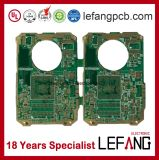UL Comsumerの電子工学のための公認の多層Enig PCBのサーキット・ボード