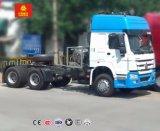 rimorchio del camion del trattore di 380HP Sinotruk HOWO A7 6X4/testa del trattore