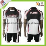 Rugbi de encargo Jersey de la ropa de deportes de la sublimación de las camisas del rugbi de la sublimación para los hombres