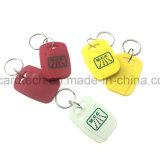 アクセス制御125kHz T5577/Tk4100/Em4200/Em4305 RFID Keyfob