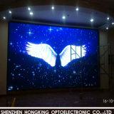 Écran polychrome de location d'intérieur de l'Afficheur LED P4 (512X512mm)