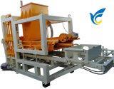 Hydraulisches automatisches Cabro, das Maschine, mittlere Ziegelstein-Produktions-Pflanze herstellt