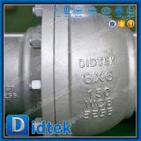 Valvola a sfera fusa di galleggiamento dell'acciaio inossidabile di Didtek