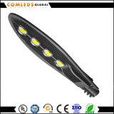 100With120W Waterproof a luz de rua solar IP66 do diodo emissor de luz PF0.9 ao ar livre