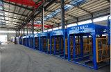 Pequeno Investimento Pavimentadora Manual da Máquina de fazer tijolos Hfb5100m quinas Hongfa