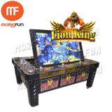 アーケードスロット釣ゲーム・マシンのカジノのソフトウェアのボードキットとトラのライオンのヒョウの殴打のGreenvilleの魚のゲーム米国王