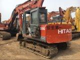 Escavador original usado de Hitachi 6t da máquina escavadora da esteira rolante de Hitachi Ex60 mini