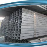 Acero de acero soldado carbón del tubo de la estructura