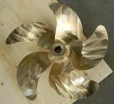 diametro di 600mm, elica del crogiolo di 5 lamierine, elica Bronze