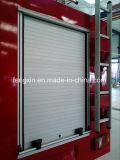防火さまざまなトラックのためのアルミニウム巻き上げのドア