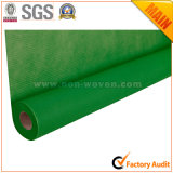 Verde de grama não tecido do material de embalagem no. do presente da flor 35