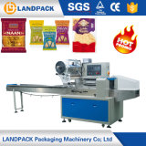 Machine à emballer automatique de pain de Naan de flux de nourriture
