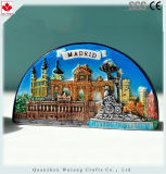 Items de cerámica de encargo al por mayor de la decoración del recuerdo del cenicero del cigarro