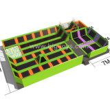 工場価格のカスタマイズされた屋内トランポリン公園(BJTR001)