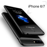 7200 mAh para el iPhone 7 Más copia de seguridad portátil cargador de batería Li-ion del Banco de potencia