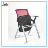 Büro-Möbel-niedrig Rückseiten-faltbarer Besucher-Stuhl