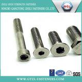 ISO7380 육각형 소켓 단추 헤드 나사 스테인리스 304