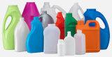 Il doppio sciampo della bottiglia per il latte del PE della stazione imbottiglia la macchina dello stampaggio mediante soffiatura dell'espulsione