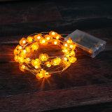 Mini abóbora LED forma Iluminação Decorativa (26-1F1720)