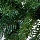 Guirnalda de Navidad de PVC de dos maneras 9'