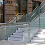 Barandilla del acero inoxidable de la fabricación de la fábrica para las escaleras