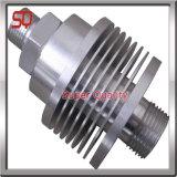 Les pièces d'usinage CNC en aluminium, au tour des pièces