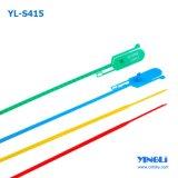 L'aide de sceau de sécurité en plastique à usage unique (YL-S415)