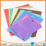 Plaine solides couleurs coloré ou imprimé de journal personnalisé Sac PP non tissé