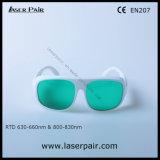 30% коэффициентом пропускания света от 635нм и 808нм очки для защиты глаз от Laserpair