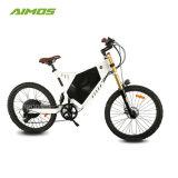 Alliage d'aluminium Aimos 26*4,0 pouces Kenda pneu Ebike électrique pour le commerce de gros