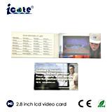 사업을%s 최신 판매 2.8 인치 300mA LCD 비디오 카드를 사용하는