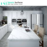 Calacatta Quartz Stone Countertop for Kitchen and Bathroom with Per Public garden Meter Prices