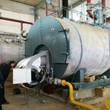 Steuerung-Industrieabfall-Öl-Dampfkessel für Textilindustrie