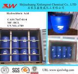 HCL d'acide minéral, acide chlorhydrique de bonne qualité (acide chlorhydrique)