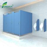 나타난 자물쇠를 가진 상업용 public Wc 화장실 칸막이실 시스템