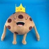 Jouet se reposant attrayant créateur de peluche de fourrure d'enfants de gosses de modèle neuf
